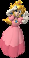 Princess Peach (Classic) Wind Storm by Vinfreild