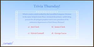 Trivia Thursday (9/14/2017) by Vinfreild
