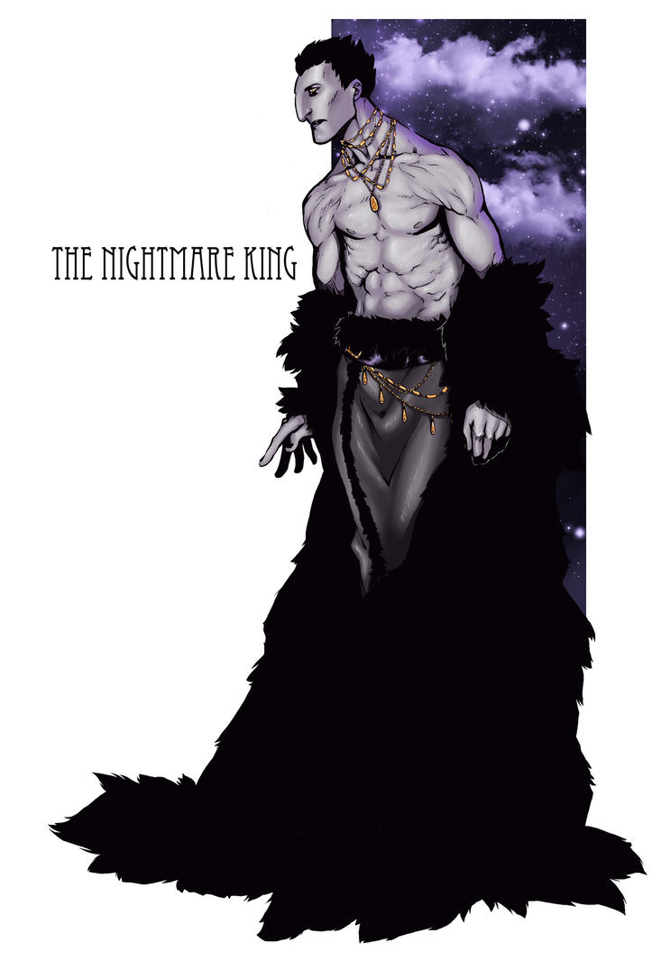 The Nightmare King by TinyTale