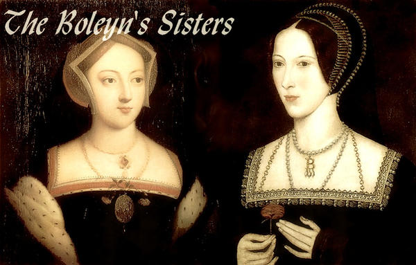 mary and anne boleyn relationship
