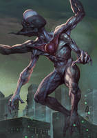 Mutant by DanDanDanTheMan