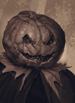 Pumpk'n Hed