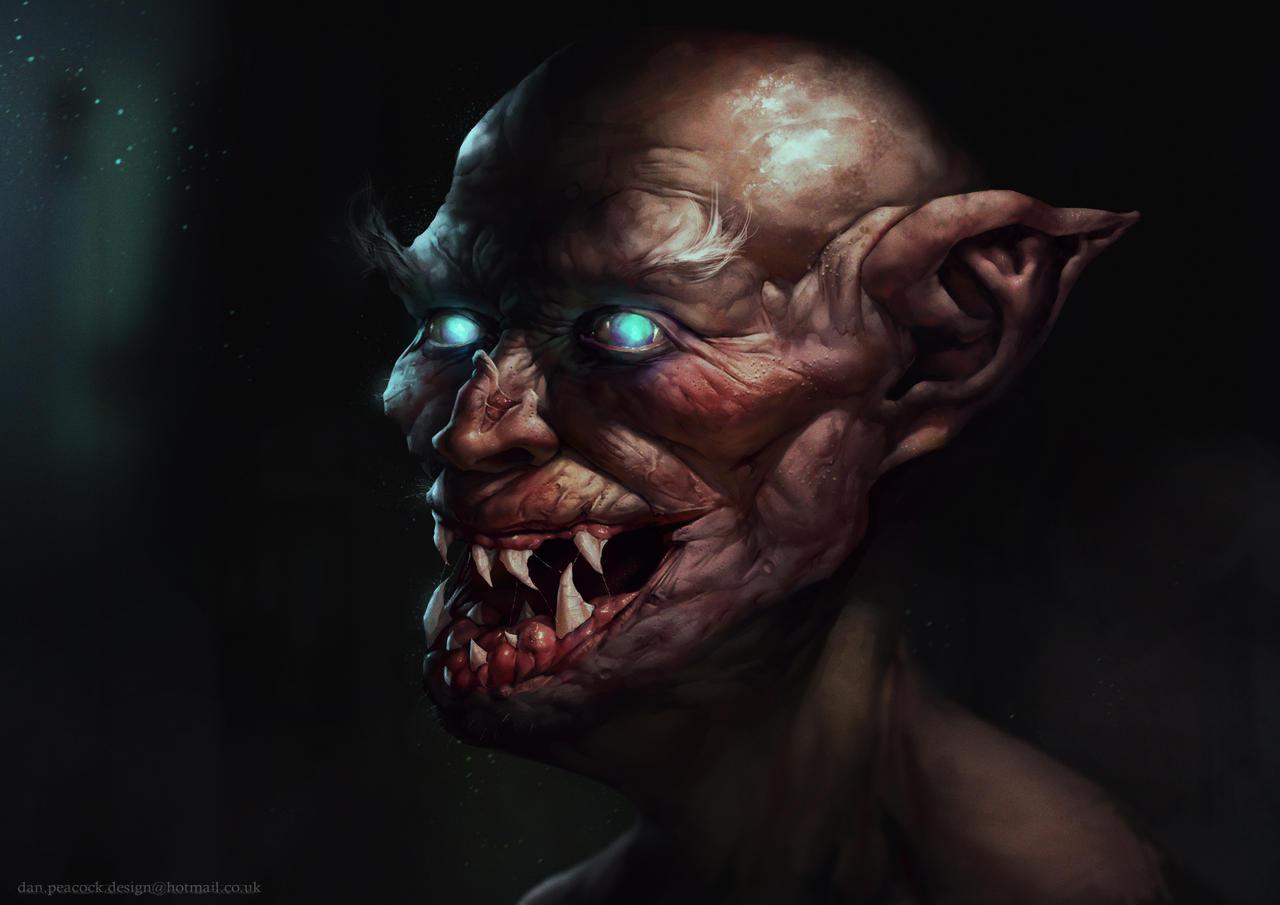 Vampire by DanDanDanTheMan