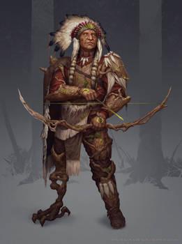 Tree Dwelling Chief