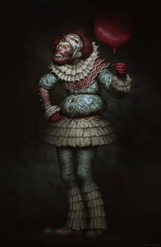 Pennywise Transformed