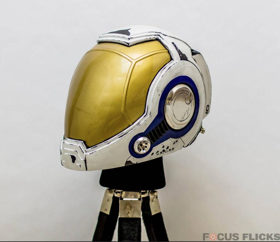Drift Helmet Final by Mrpinski