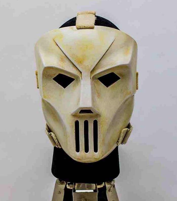 Casey Jones Mask by Mrpinski