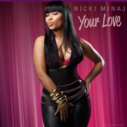 Nicki Minaj Your Love By Chaose37 On Deviantart