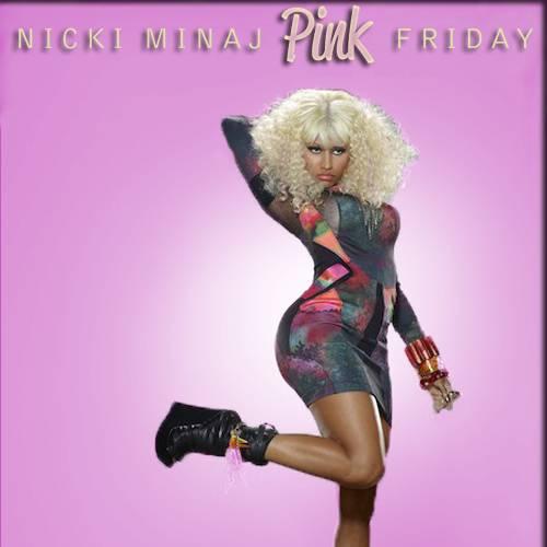 Nicki Minaj - PINK FRIDAY by ChaosE37