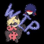 Cuddle Bug- Miraculous Ladybug (WIP)