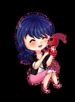 Hug - Miraculous Ladybug w/ Speedpaint by MizuMisuto