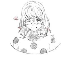 Ladybug by MizuMisuto