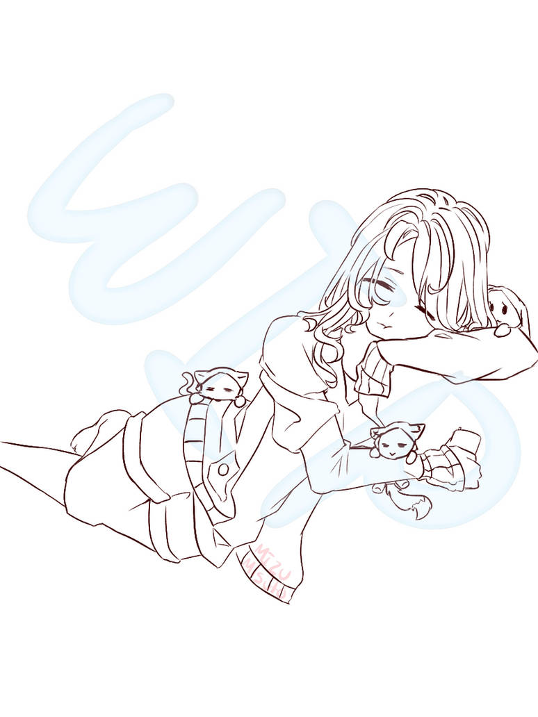 Draw This Again- WIP by MizuMisuto