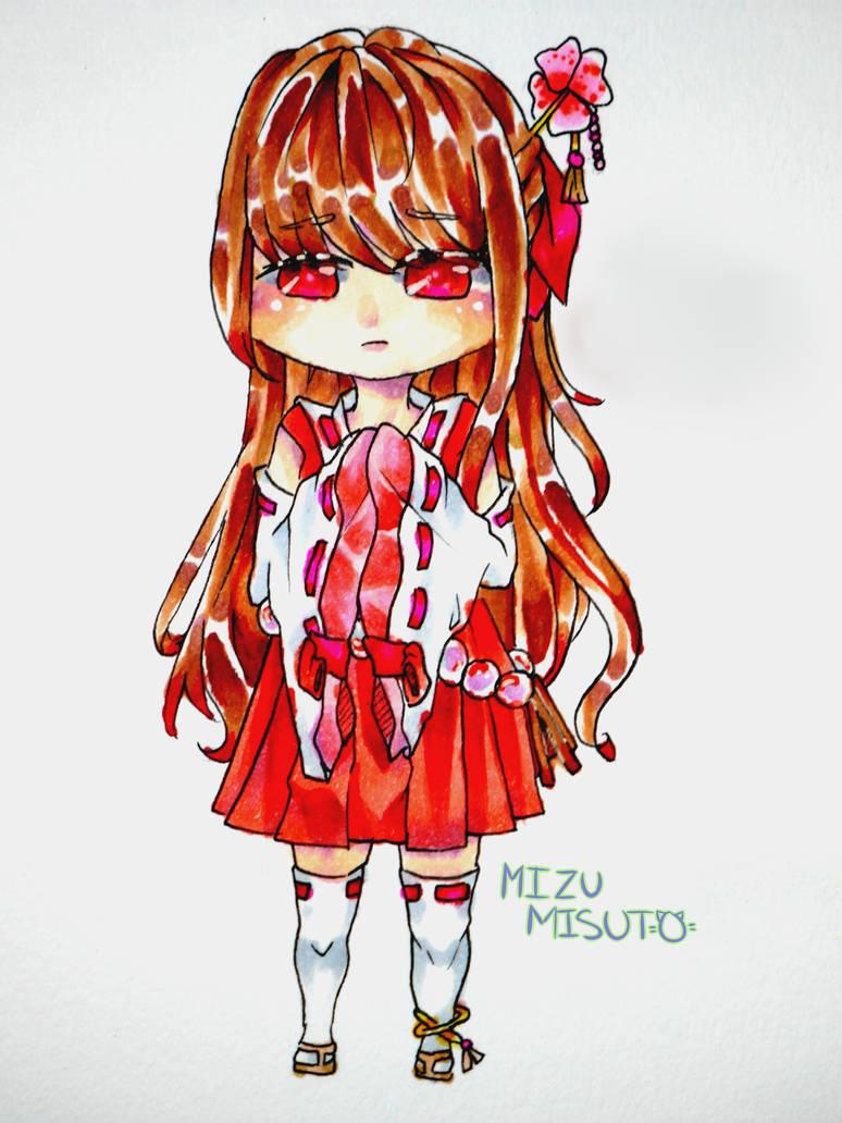 Miyuki by MizuMisuto