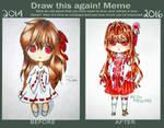Draw This Again - Miyuki by MizuMisuto