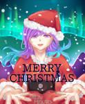 Merry Christmas Northernlights8 by MizuMisuto