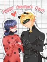 Happy Valentine's Day 2019 by MizuMisuto
