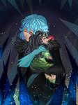 Cassandra (Tangled the Series) w/ Speedpaint