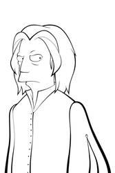 Mr. S. sketch 01