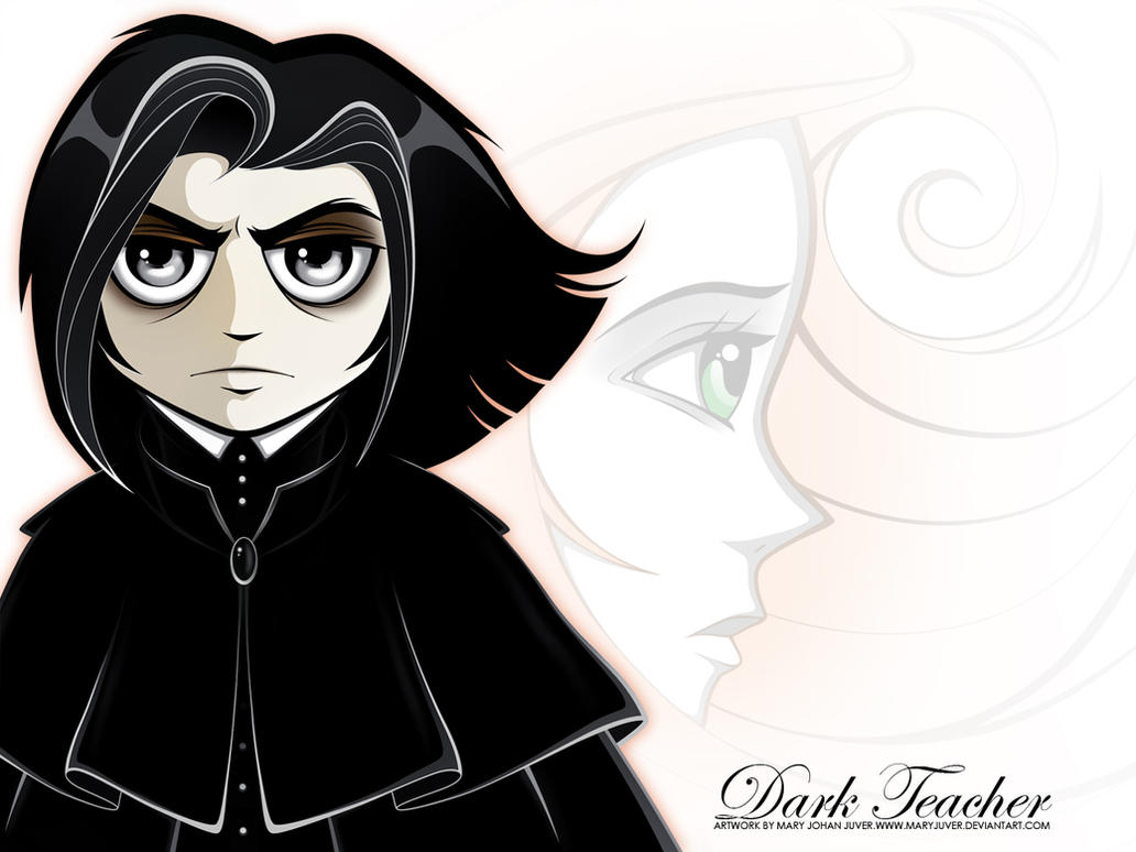 Dark Teacher by maryjuver