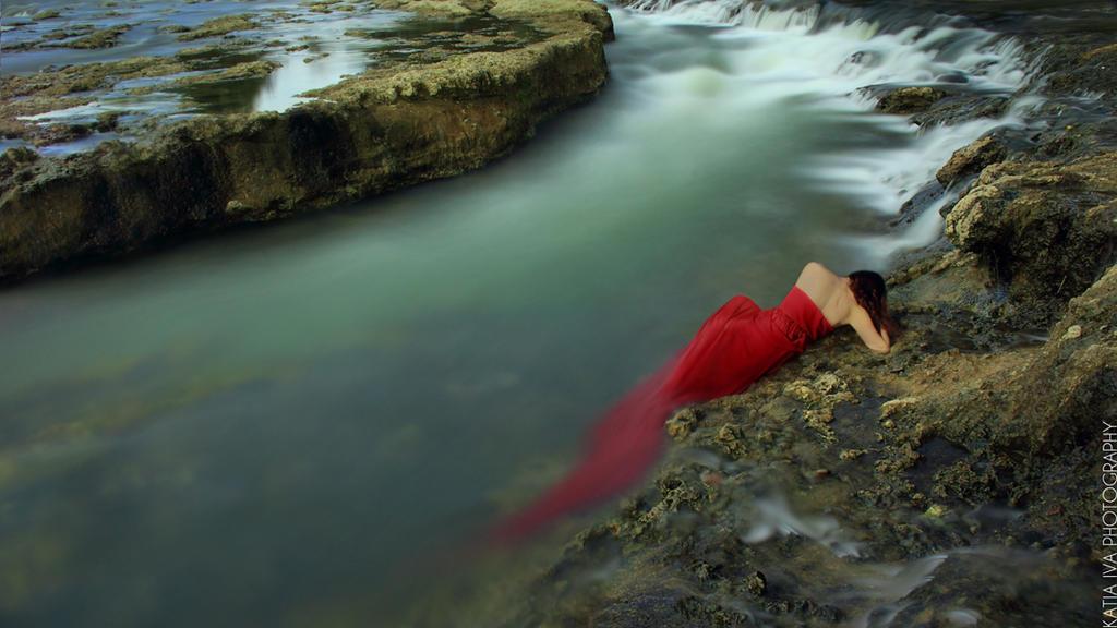 Awakening on the Shores of Neverland by KatiaIvaArts