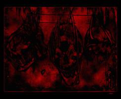 Skulls by Taekdar