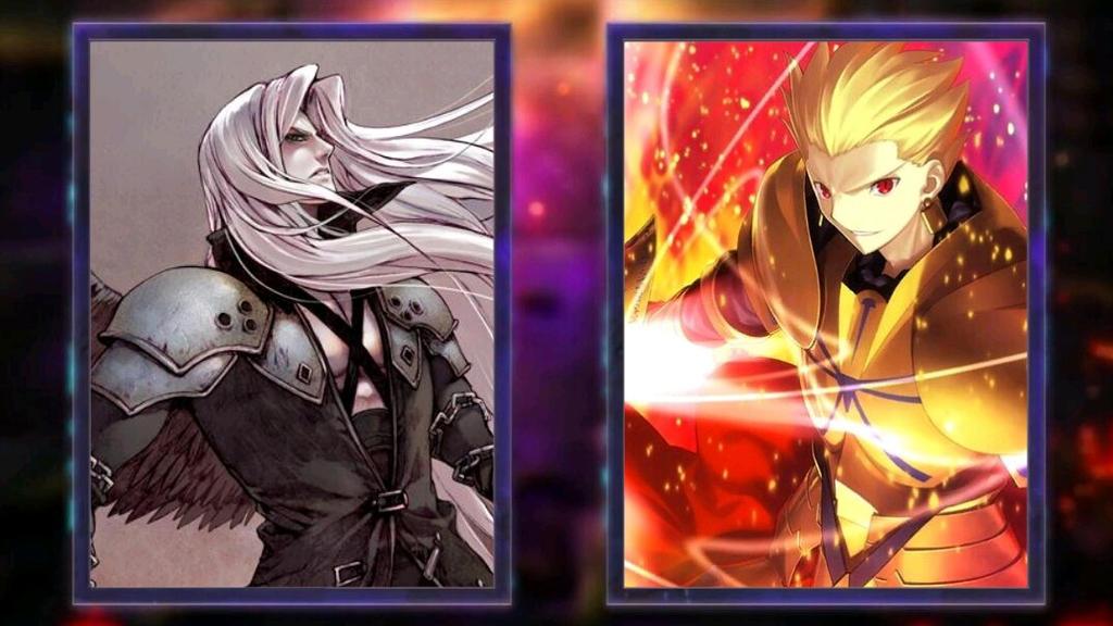 Death Battle Sephiroth Vs Gilgamesh Part 3 By