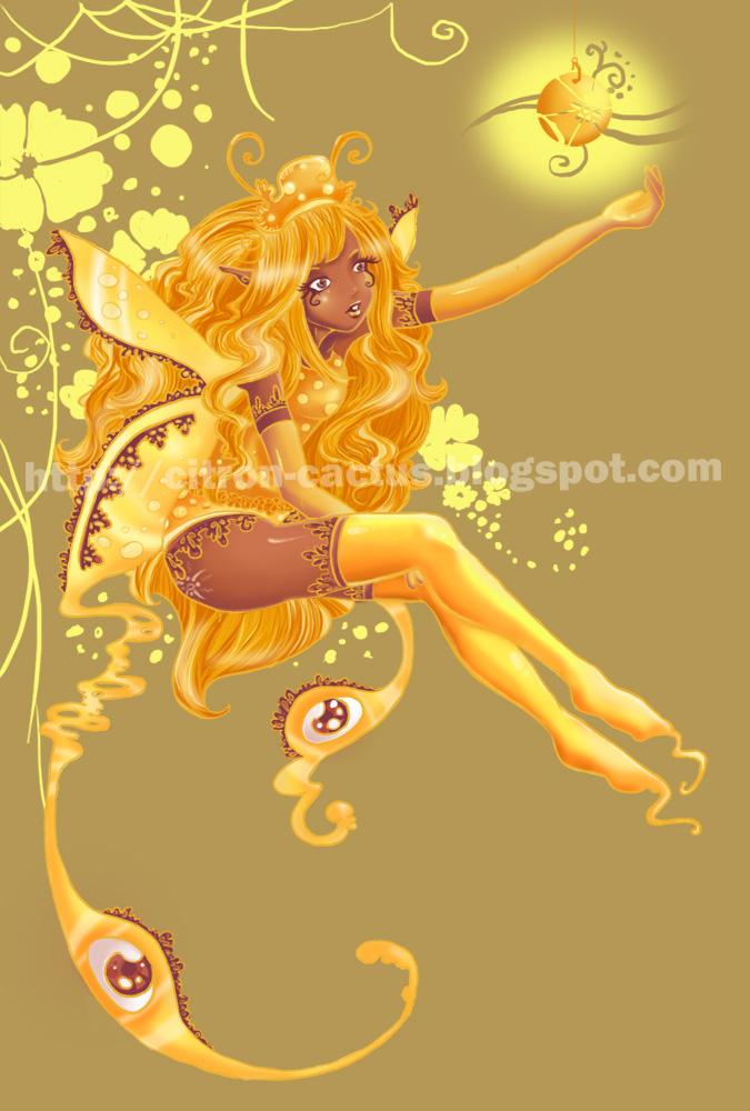 Summer fairie by Tsu-kiss