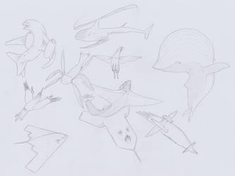 Aeronimals by juniorWoodchuck