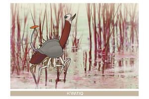 SOPHONTS: K'Imtiq by juniorWoodchuck