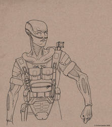 Weyland-Yutani Hybrid Commando