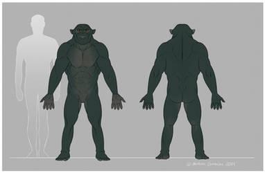 Urnakh anatomy