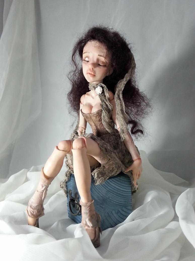 OOAK Forgotten Doll by lonewings