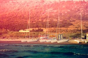 Izmir -Kus adasi by cagacaga