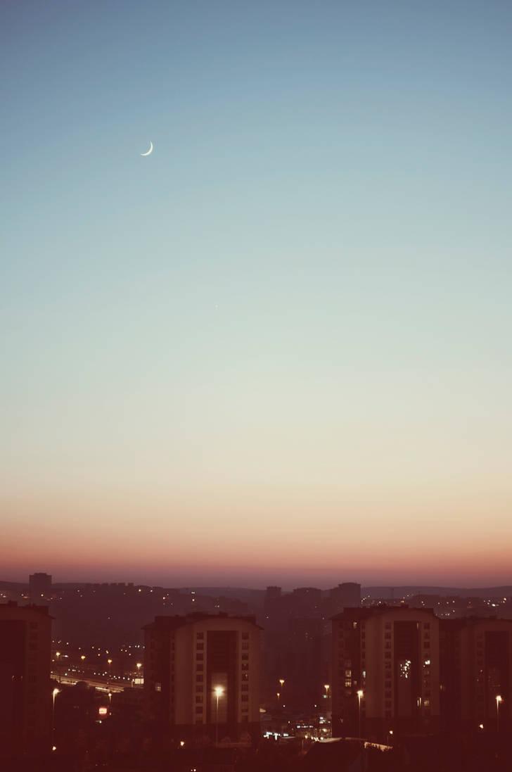 New Moon by cagacaga