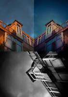 windows by cagacaga