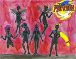 Friendship Sentai Ponyranger: The Story