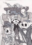 The Great Skeleton Party