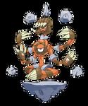 Mega Barbaracle