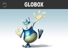 Globox Slaps In! by locomotive111