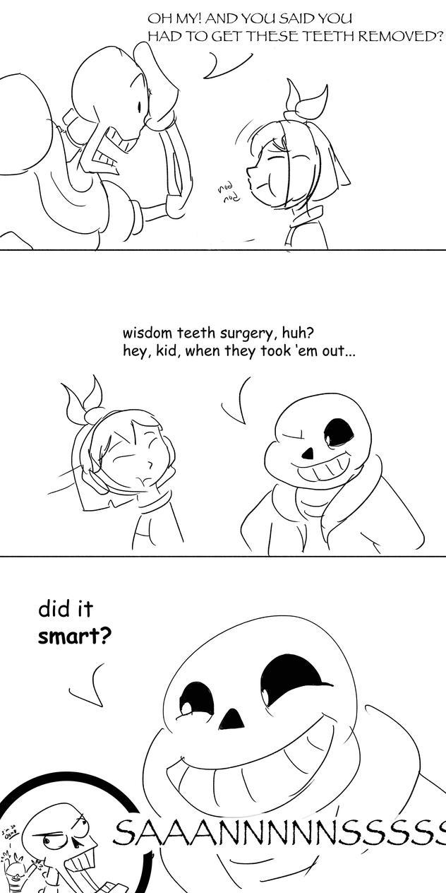 Wisdom Teeth by locomotive111