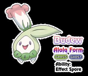 Budew - Alola Form