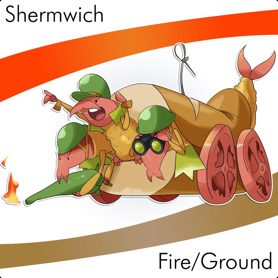#137 Shermwich by locomotive111