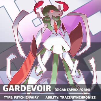Gardevoir (GIGANTAMAX FORM)