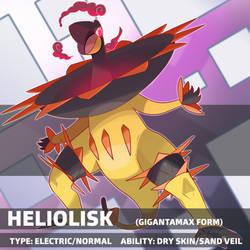 Heliolisk (GIGANTAMAX FORM)