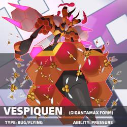 Vespiquen (GIGANTAMAX FORM)