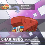 Charjabug (Galarian Form)