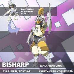 Bisharp (Galarian Form)