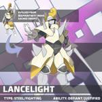 Lancelight (Galarian Evolution)