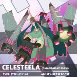 Celesteela (GIGANTAMAX FORM)